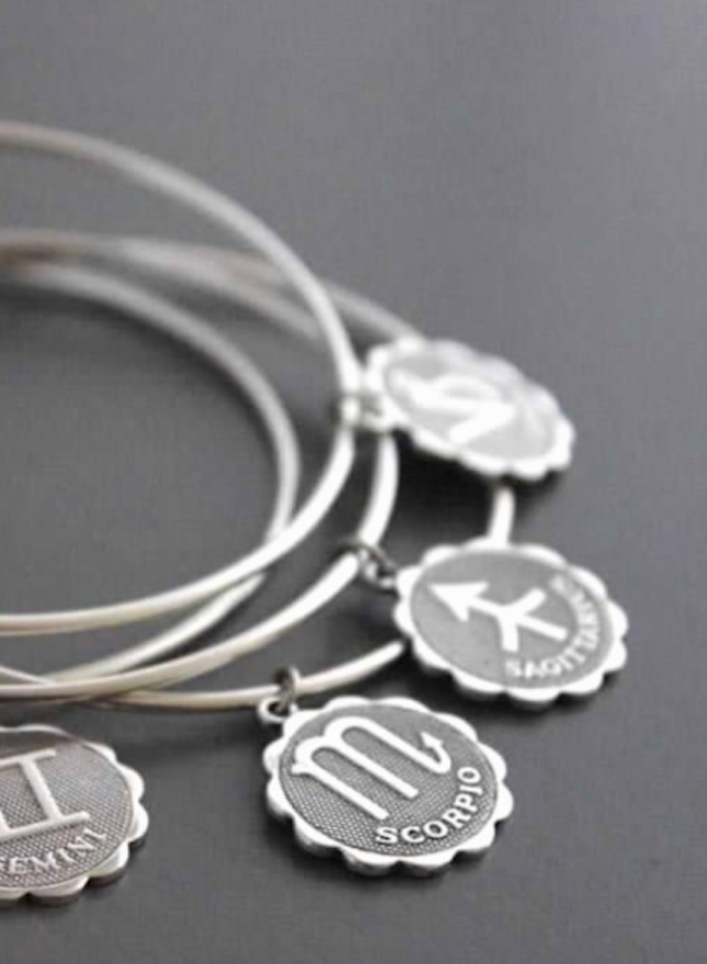 Horoscope  Charm Bracelet (12 signs)