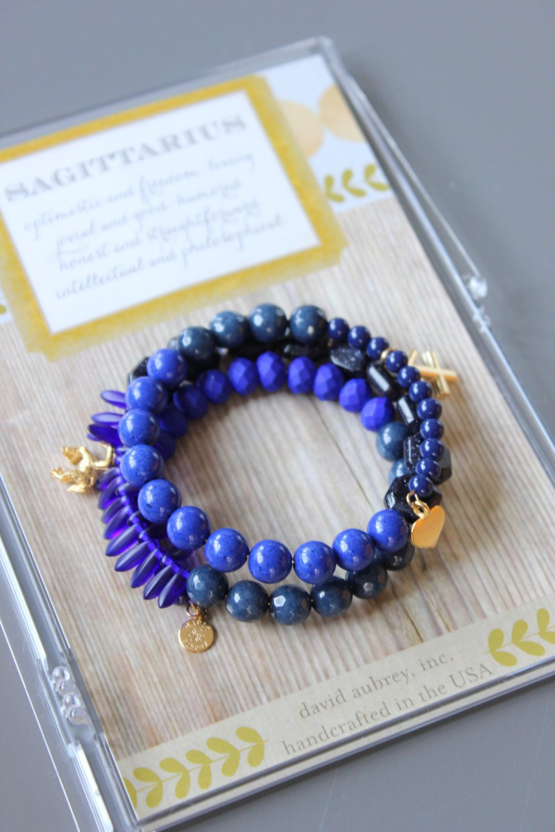 Horoscope Wrap Bracelets 12 Signs