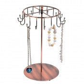 Metal Necklace Display Stands
