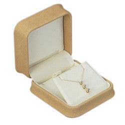 Ultra Suede Earring/Pendant Box - Jewel Box Co