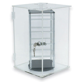 Rotating Earring Display Case - Jewel Box Co