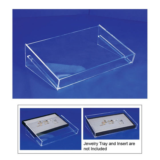 Acrylic Security Case For Utility Trays - Jewel Box Co