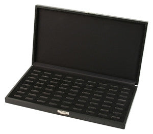 72-Slot Ring Case - Jewel Box Co