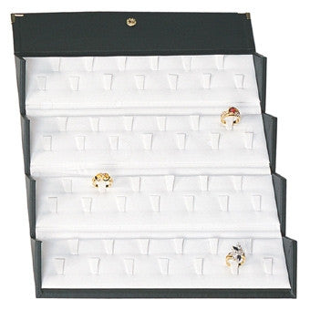 52-Clip Folding Ring Box - Jewel Box Co