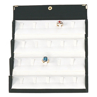 20-Clip Folding Ring Box - Jewel Box Co