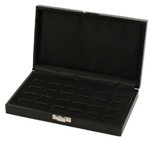 24-Slot Ring Case - Jewel Box Co
