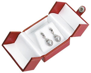 Earring 2-Door Jewelry Box - Jewel Box Co