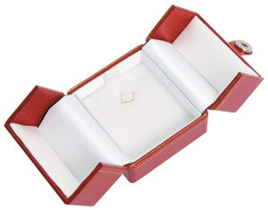 Small Pendant 2-Door Jewelry Box - Jewel Box Co