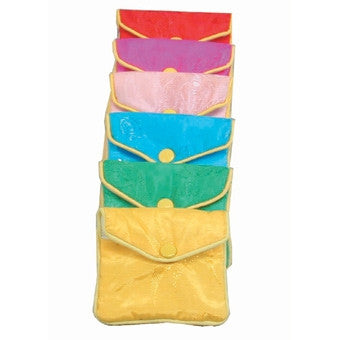 Assorted Silk Pouch - Jewel Box Co