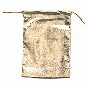 Metallic Drawstring Pouch - Jewel Box Co