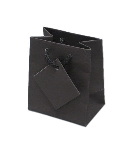 Chocolate Brown Tote Bag - Jewel Box Co