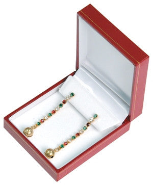 Clip/Hoop Earring Box - Jewel Box Co