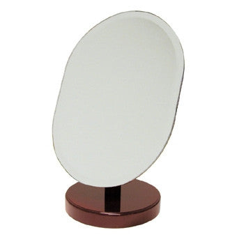 Wood Base Mirror - Jewel Box Co