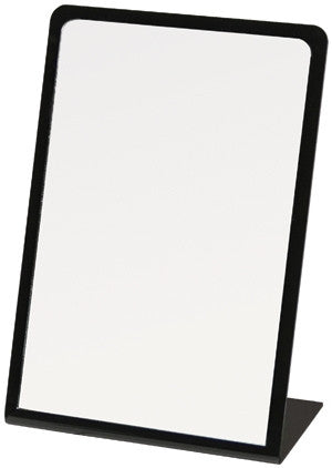 Square Black Frame Mirror - Jewel Box Co