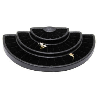 36-Slot Stepped Ring Stand - Jewel Box Co