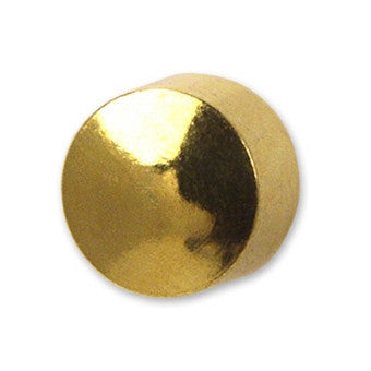 Pure Gold Ball Stud - Jewel Box Co