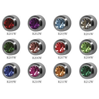 Assorted Birthstones - Jewel Box Co
