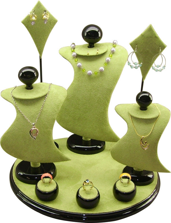 9 Piece Display Set - Jewel Box Co