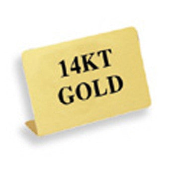 14Kt Gold - Jewel Box Co