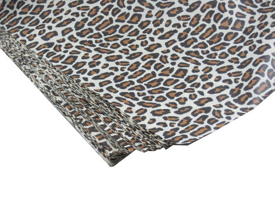 Leopard Print Tissue Paper - Jewel Box Co