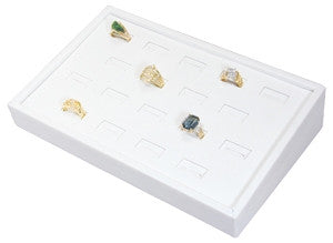 18-Slot Ring Tray - Jewel Box Co