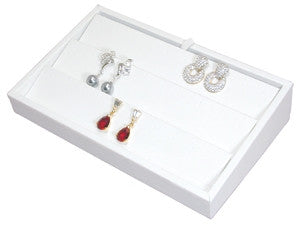 15-Pair Earring Tray - Jewel Box Co