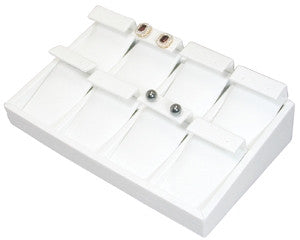 8-Pair Earring Tray - Jewel Box Co