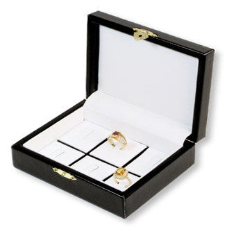 6-Clip Ring Case - Jewel Box Co