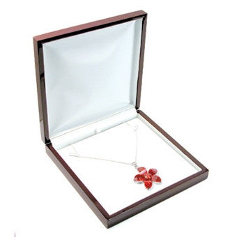 Necklace Rosewood Jewelry Box - Jewel Box Co