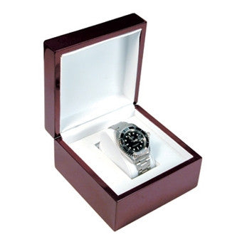Deluxe Rosewood Watch Box - Jewel Box Co