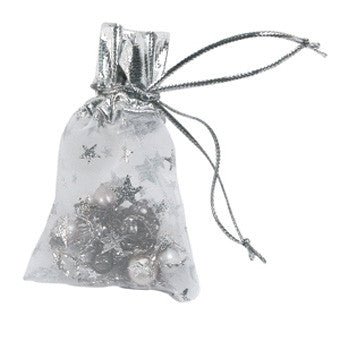 Fancy Organza Drawstring Pouch - Jewel Box Co