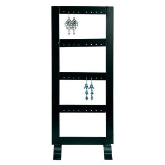 (20pr.) Metal Earring Stand - Jewel Box Co