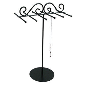 Metal Necklace Stand - Jewel Box Co