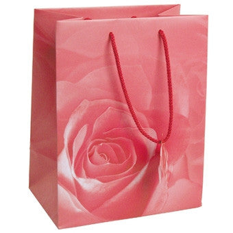 Rose Shopping Tote Bag - Jewel Box Co