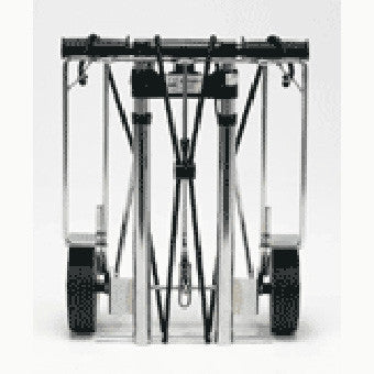 Collapsible Leight Weight Hand Cart - Jewel Box Co