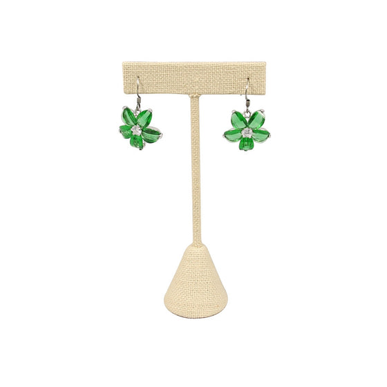 "4 3/4"" Linen T Earring Display Stand - Jewel Box Co"