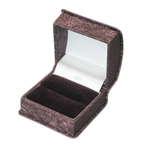Ruby Deluxe Ring Box - Jewel Box Co