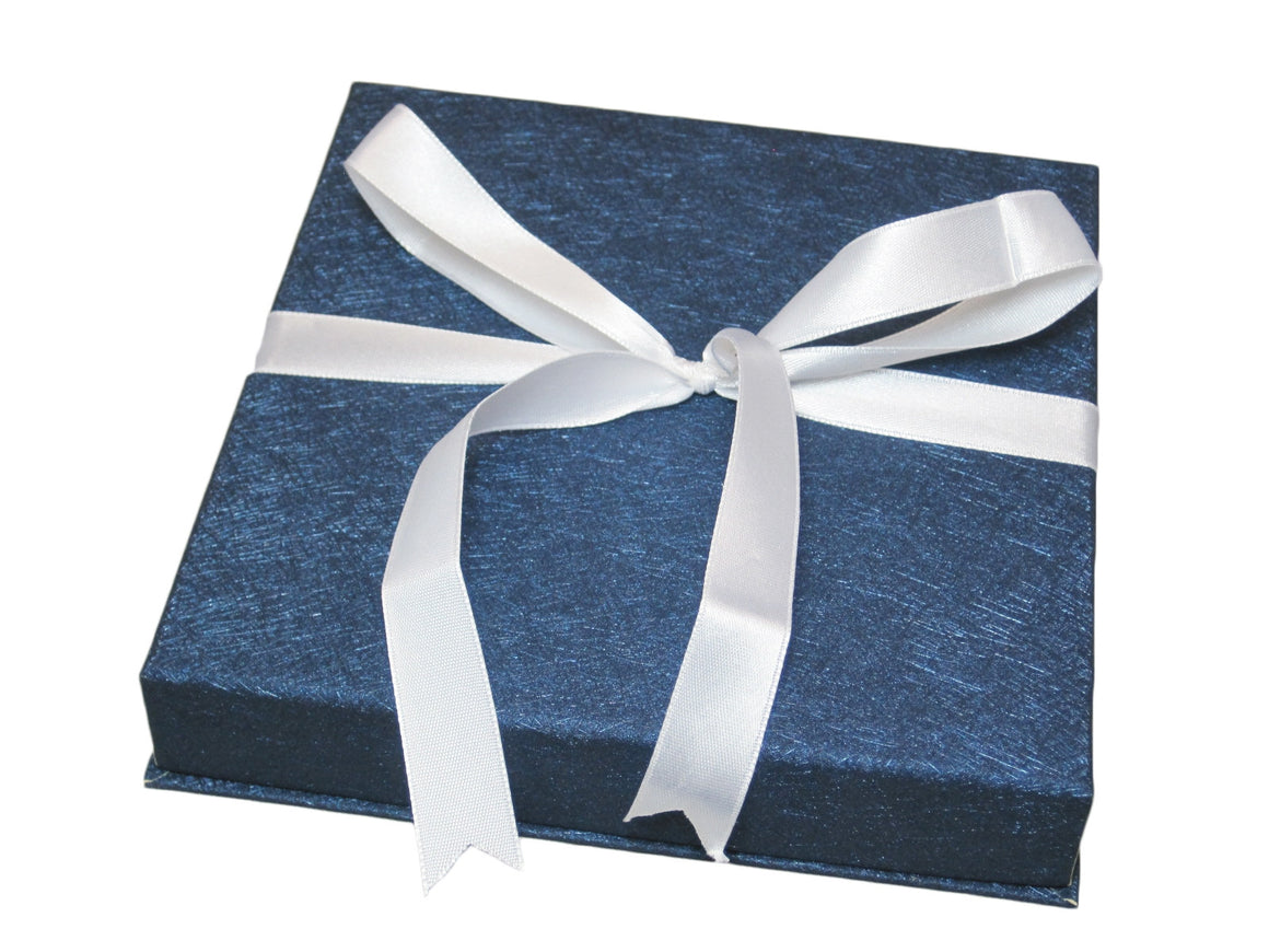 Moonlight Blue Necklace Box - Jewel Box Co
