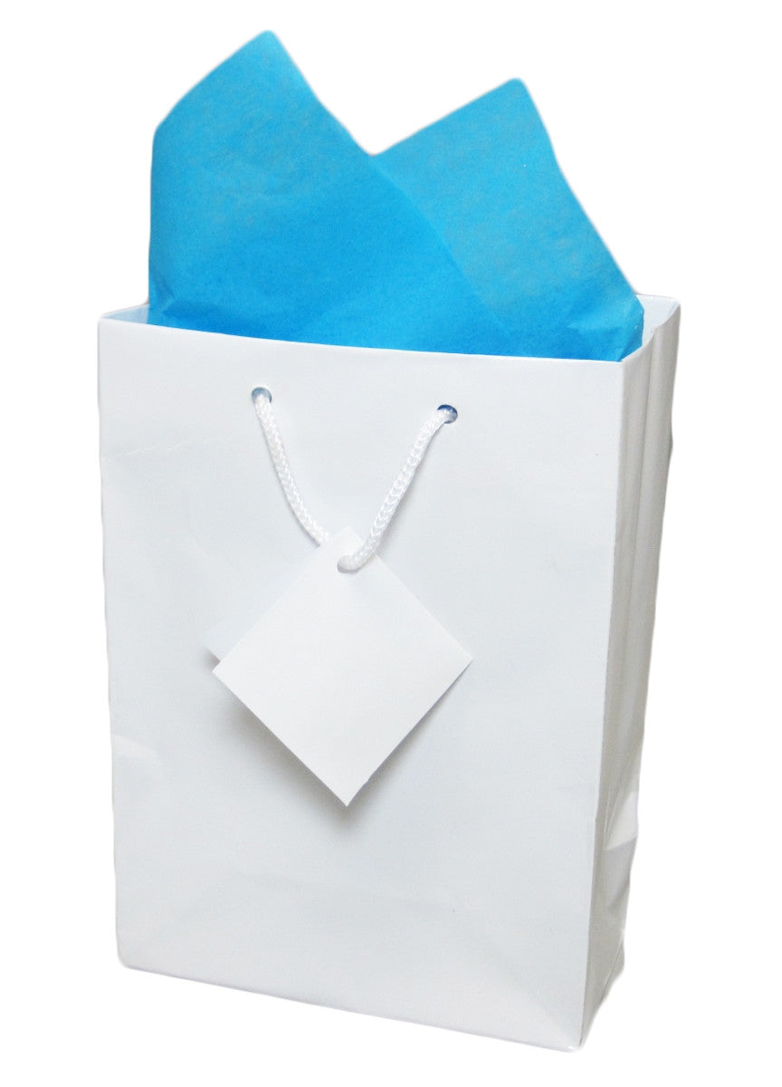 blue tissue paper Blue order bulk tissue paper from bags & bows and feel confident you have quality supplies when you need them tissue paper is available in many colors and patterns.
