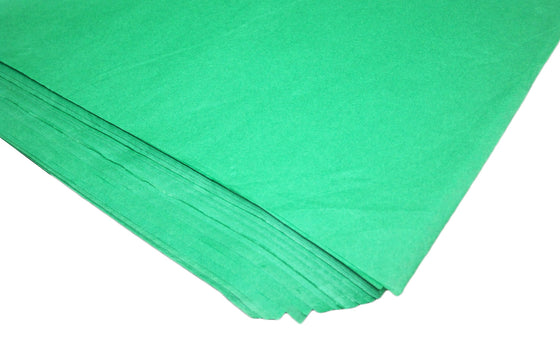 Green Packaging Tissue Paper - Jewel Box Co
