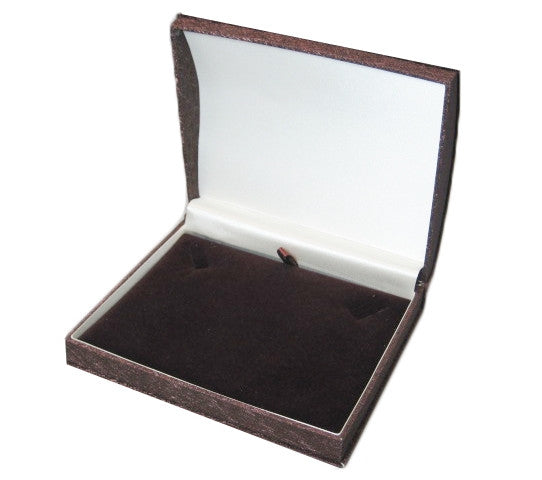 Ruby Deluxe Necklace Box - Jewel Box Co