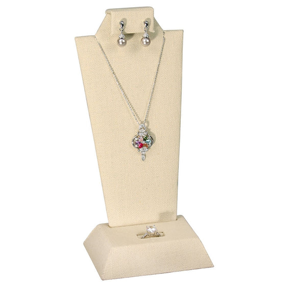 Combo Linen Jewelry Display Stand - Jewel Box Co