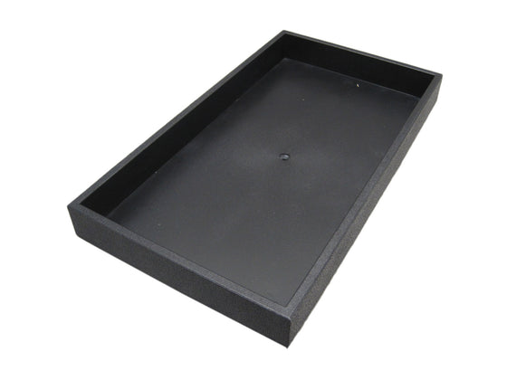 "1.5"" Plastic Stackable Utlity Tray - Jewel Box Co"
