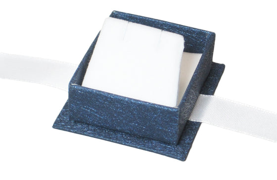 Moonlight Blue Earring Box - Jewel Box Co