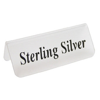 Sterling Silver - Jewel Box Co