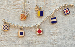 Nautical Code Flag Jewelry
