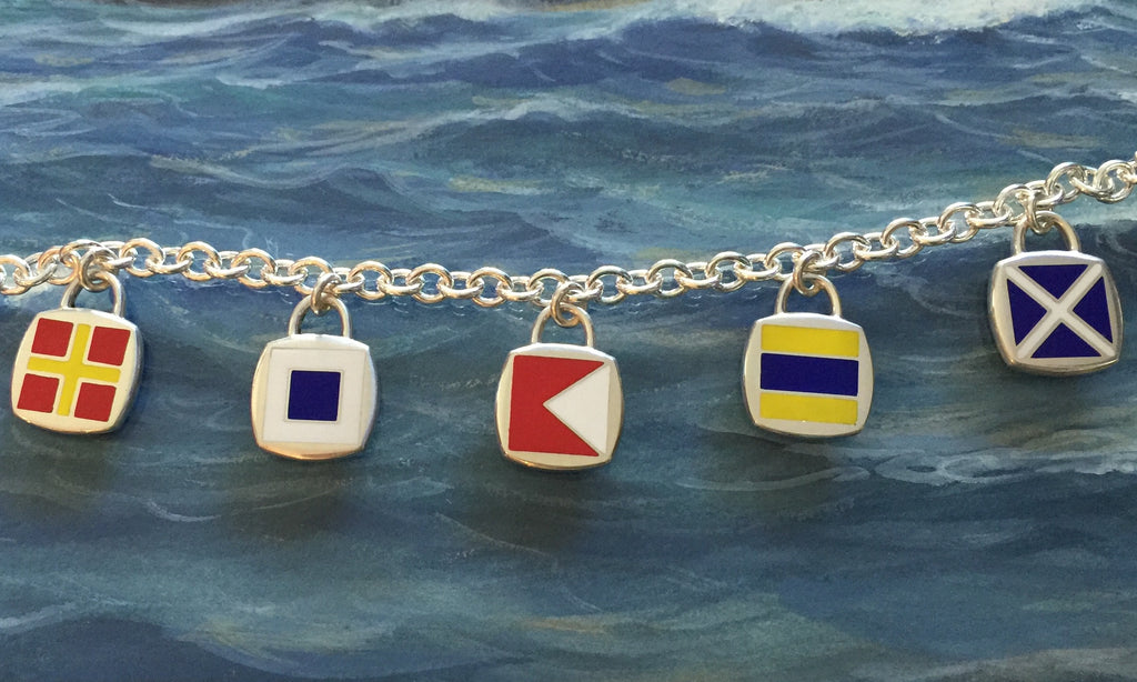Nautical Code Flags