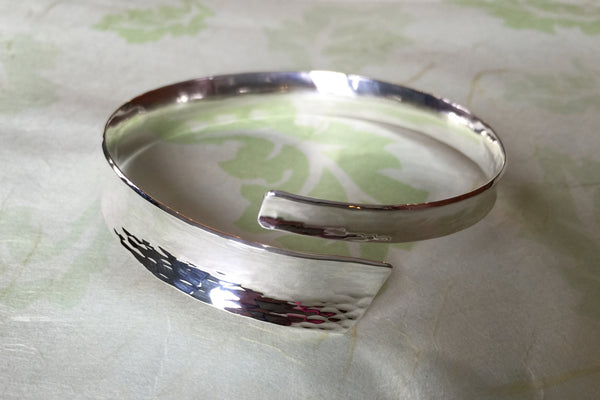 Asymmetrical Bangle