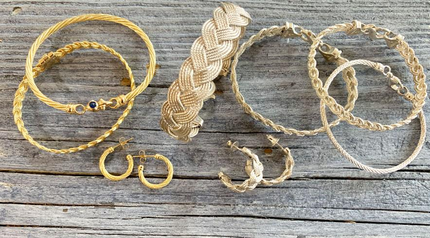 Turk's Head Nautical Braid and Cable