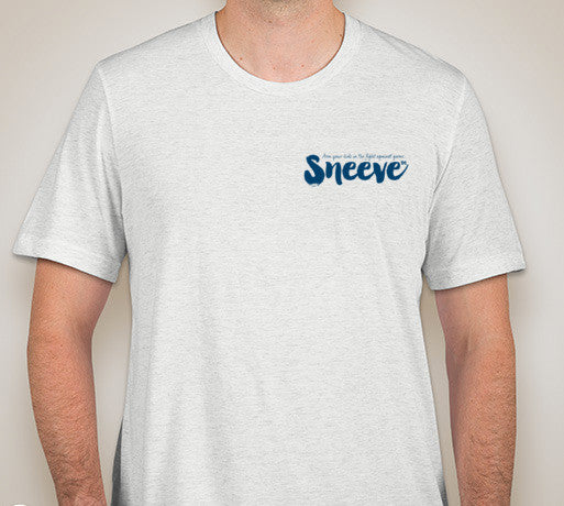 SneeveWear: Super Soft Sneeve T-Shirt - The Sneeve